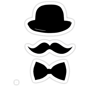 Domsbubble   Portfolio   Hat Mustache And Bow Tie T Shirt Hoodie