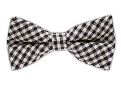 Fall Gingham   Black   Ties Bow Ties And Pocket Squares   The Tie