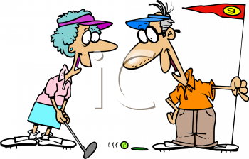 couples golf