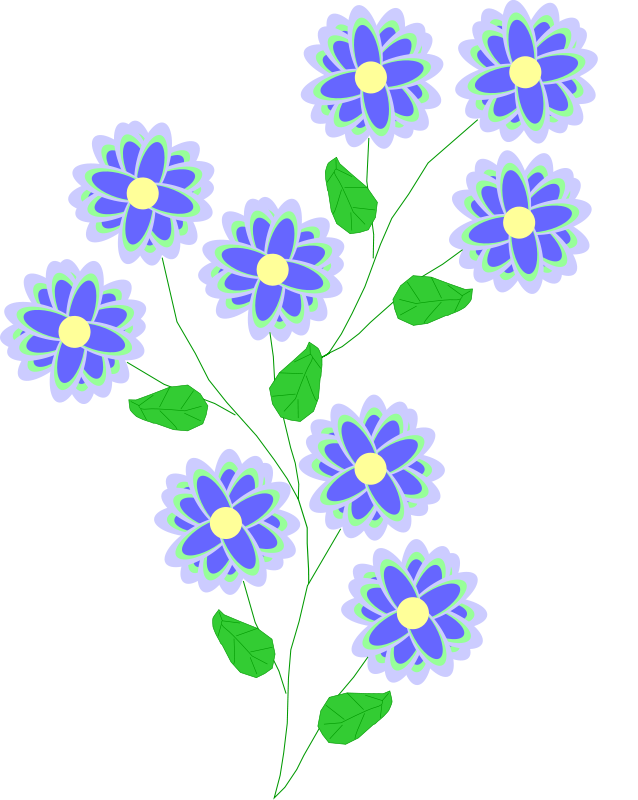 Flower Clipart Png 169 54 Kb Pansy Flower Clipart Png 503 67 Kb