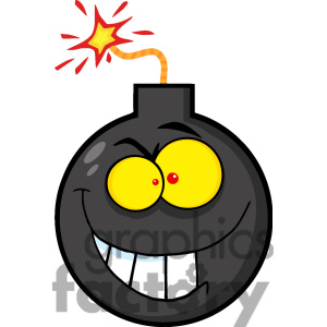 Bomb Clip Art Photos Vector Clipart Royalty Free Images   1