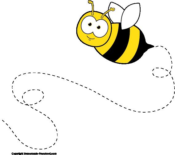 Bumble Bee Border Clipart - Clipart Kid