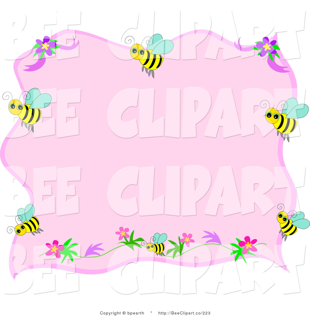 Displaying 20 Images For Bumble Bee Border