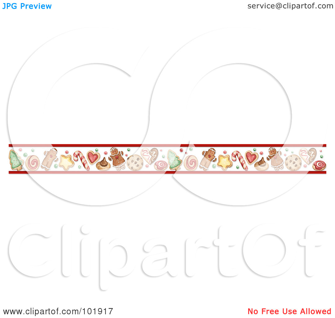 Christmas Page Divider Clipart - Clipart Kid