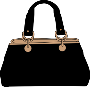 Purse Clip Art At Clker Com   Vector Clip Art Online Royalty Free