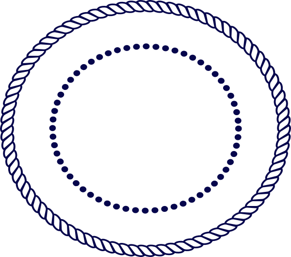 Round Blue Circle Clip Art  Png And Svg
