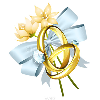 Wedding Ceremony Rings Clip Art Free   Jennymillsjewelry Com