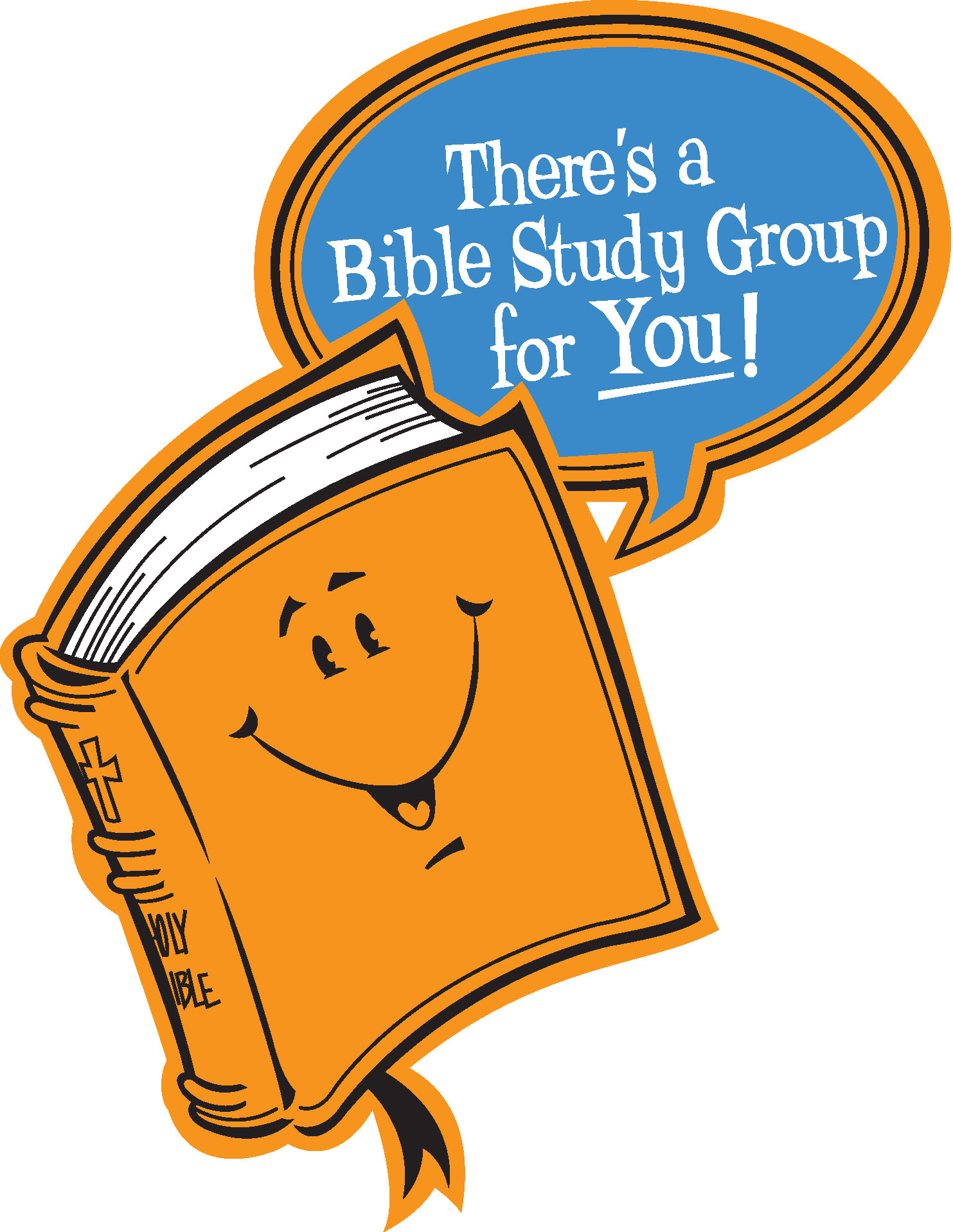 Bible Study Groups Clipart