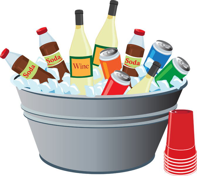Clip Art Summer Drinks Clipart - Clipart Suggest