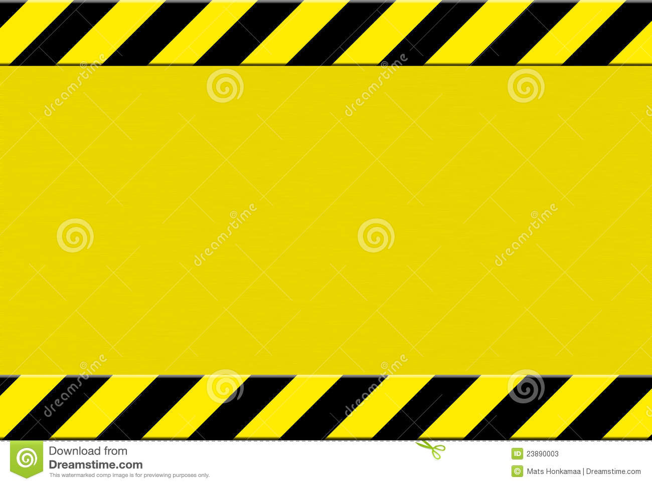 Construction Tape Border Clipart - Clipart Kid
