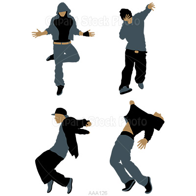 Hip Hop Dance Party Clip Art   Clipart Panda   Free Clipart Images