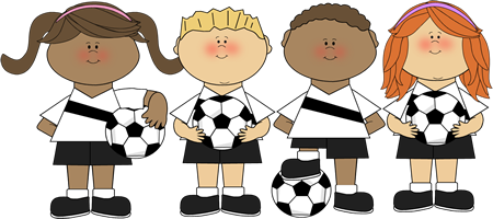Cute Sports Clipart - Clipart Kid
