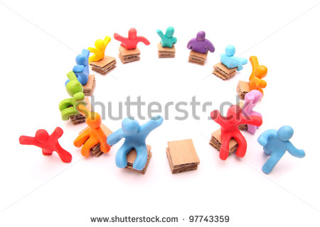 Musical Chairs Clip Art Playing Musical Chairs