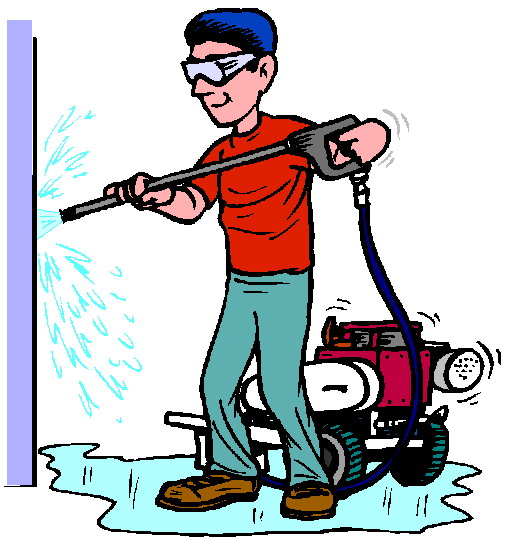 Pressure Washing Clipart - Clipart Suggest
