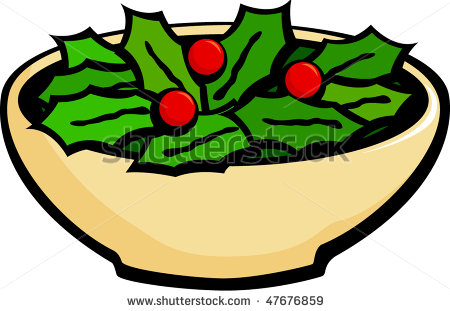 Salad Bowl Clipart Stock Vector Salad Bowl 47676859 Jpg