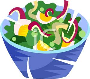 Salad Clip Art A Bowl Salad 101016 132097 429009 Jpg