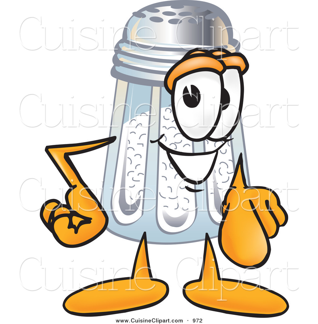 Salt Shaker Clipart This Salt Shaker Stock Cuisine