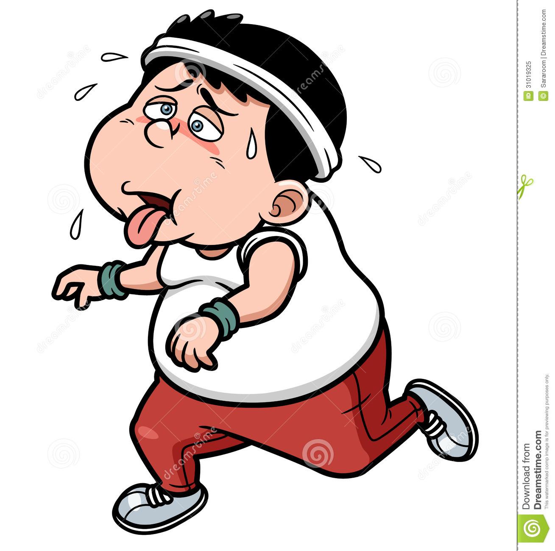 Man Jogging Clipart - Clipart Suggest