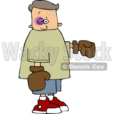 Baseball Glove Clipart  Boxing Gloves Clipart
