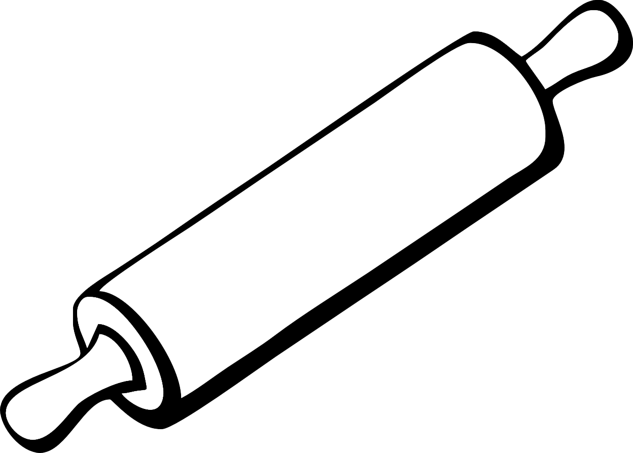 Rolling Pin Clipart   Clipart Suggest