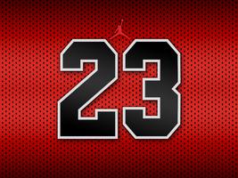 Michael Jordan 23 Clipart Clipart Suggest