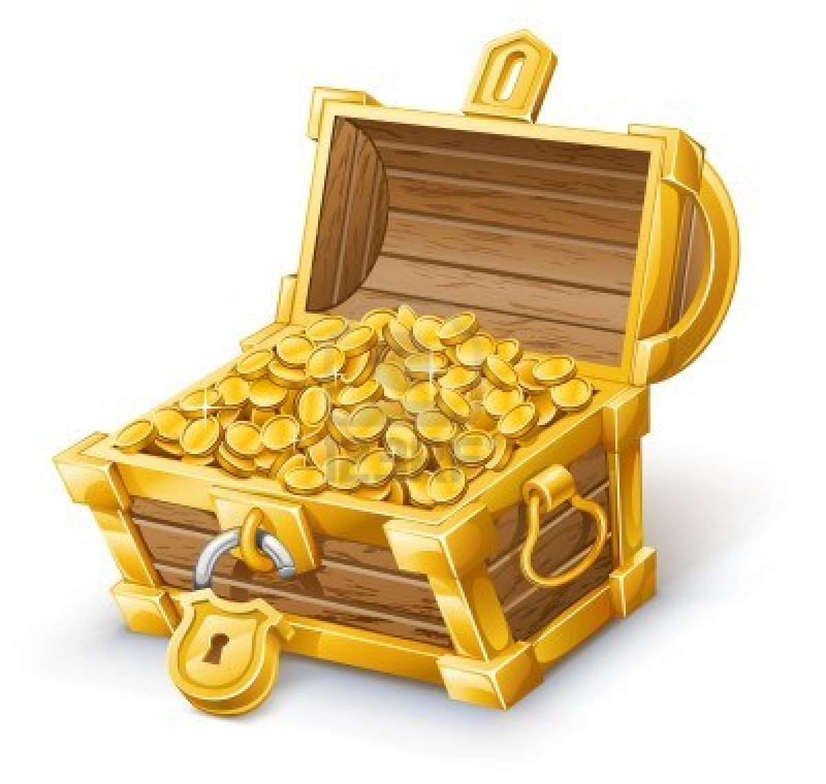 Open Treasure Chest Clipart Images   Pictures   Becuo