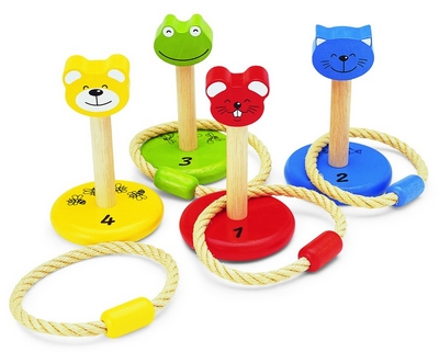 Ring Toss Rings Pintoy Four Friends Ring Toss