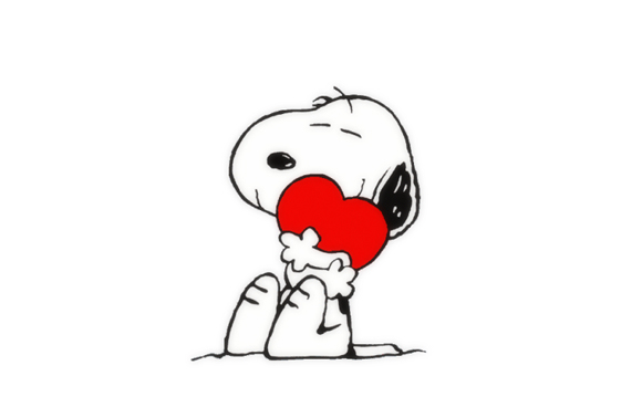 Valentines Day Snoopy Clipart Clipart Kid – Charlie Brown Valentine Cards