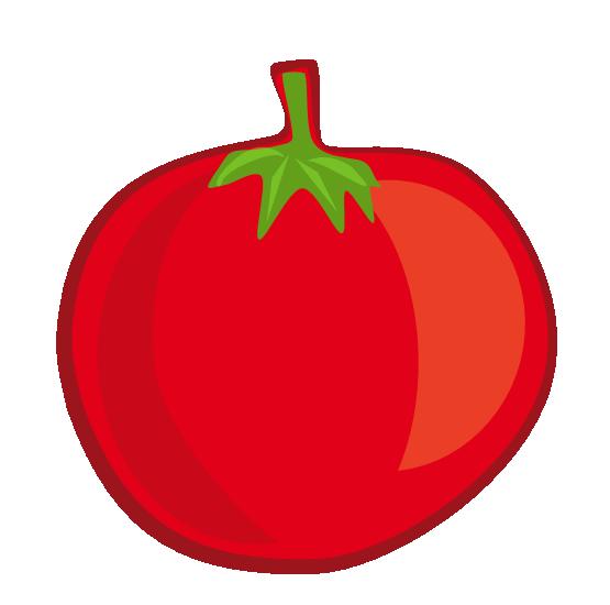 Tomato Slice Clipart - Clipart Suggest