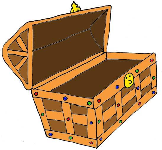 Treasure Box Clipart - Clipart Suggest  Treasurer