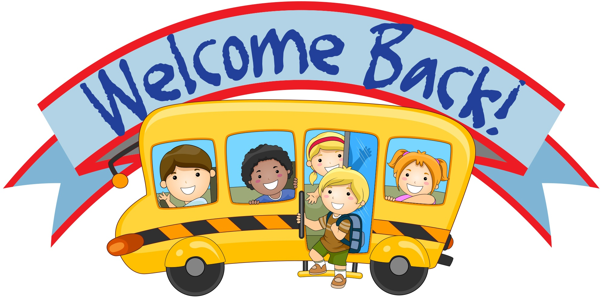 Welcome To School Clipart - Clipart Kid