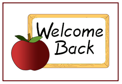 Welcome Back To School Clip Art   Clipart Best