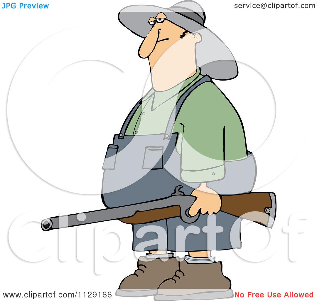 redneck cartoon clipart clipart kid Redneck Santa Clip Art Funny Redneck Farmer