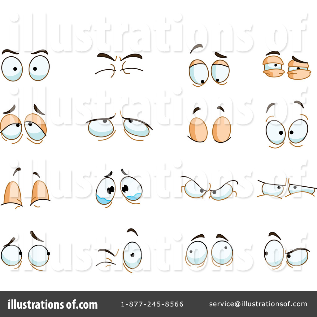 Puffy Eyes From Crying Clipart - Clipart Kid