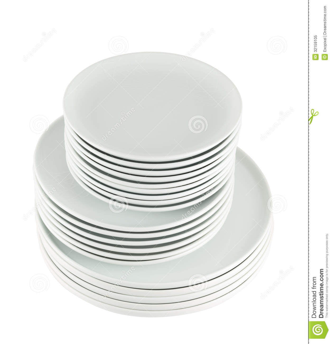 Plates Clipart  Plate Clipart  Stack Of Dirty Plates Clipart