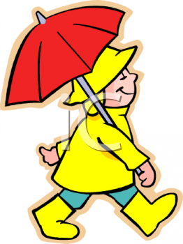 Rainy Clipart - Clipart Kid