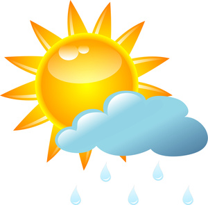Weather Clipart Image   Shiney