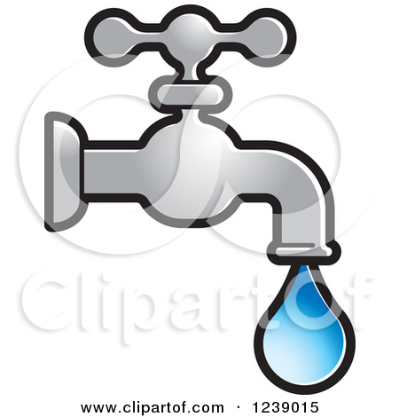 Free  Rf  Leaky Faucet Clipart Illustrations Vector Graphics  1
