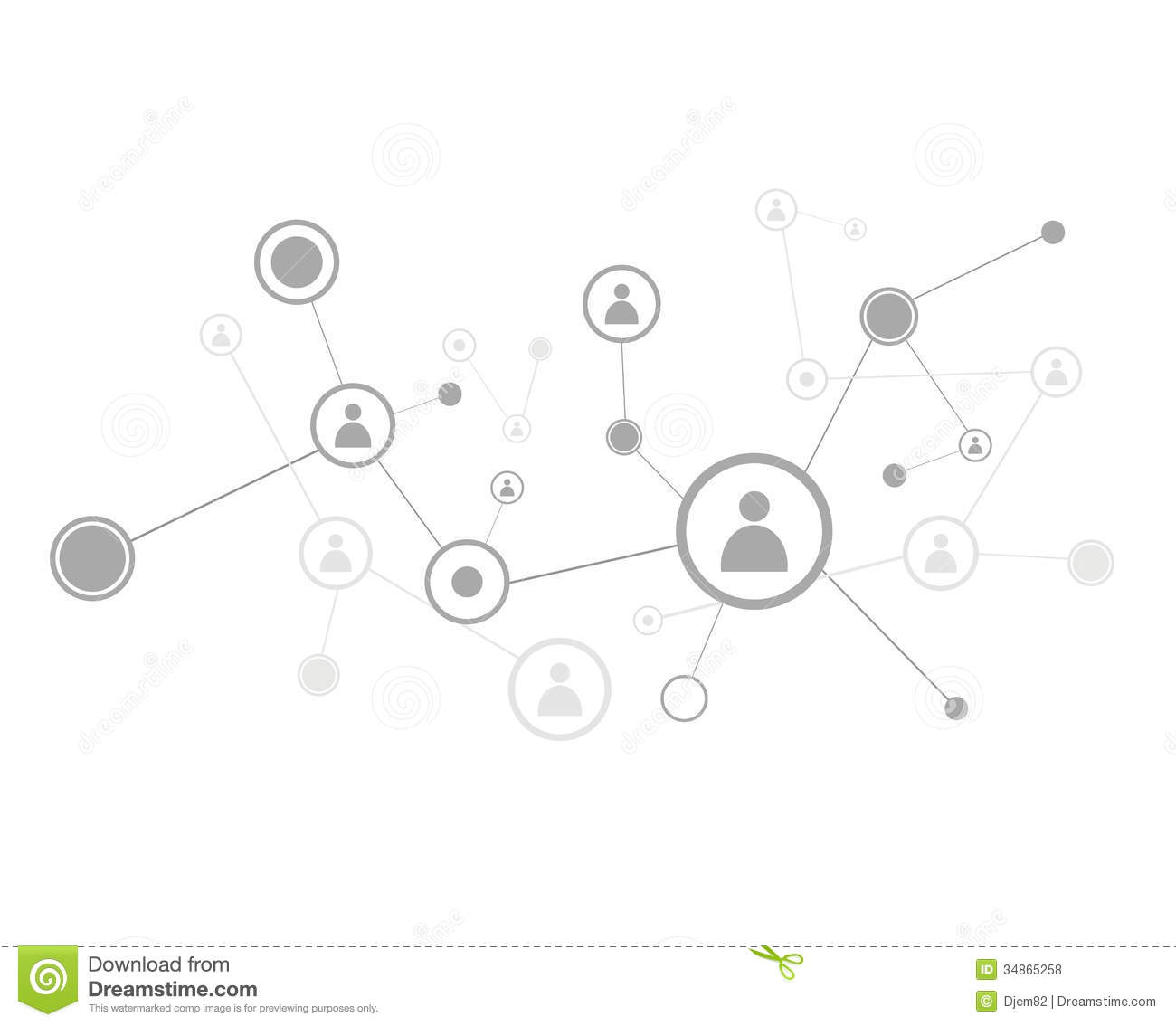 Human Connection Royalty Free Stock Photos   Image  34865258
