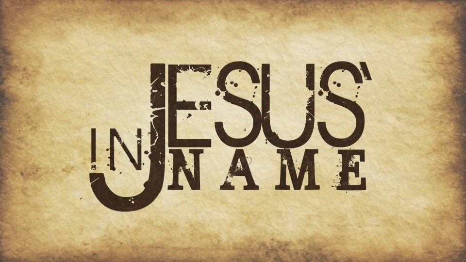 Power In The Name Of Jesus    Uplifting Christ