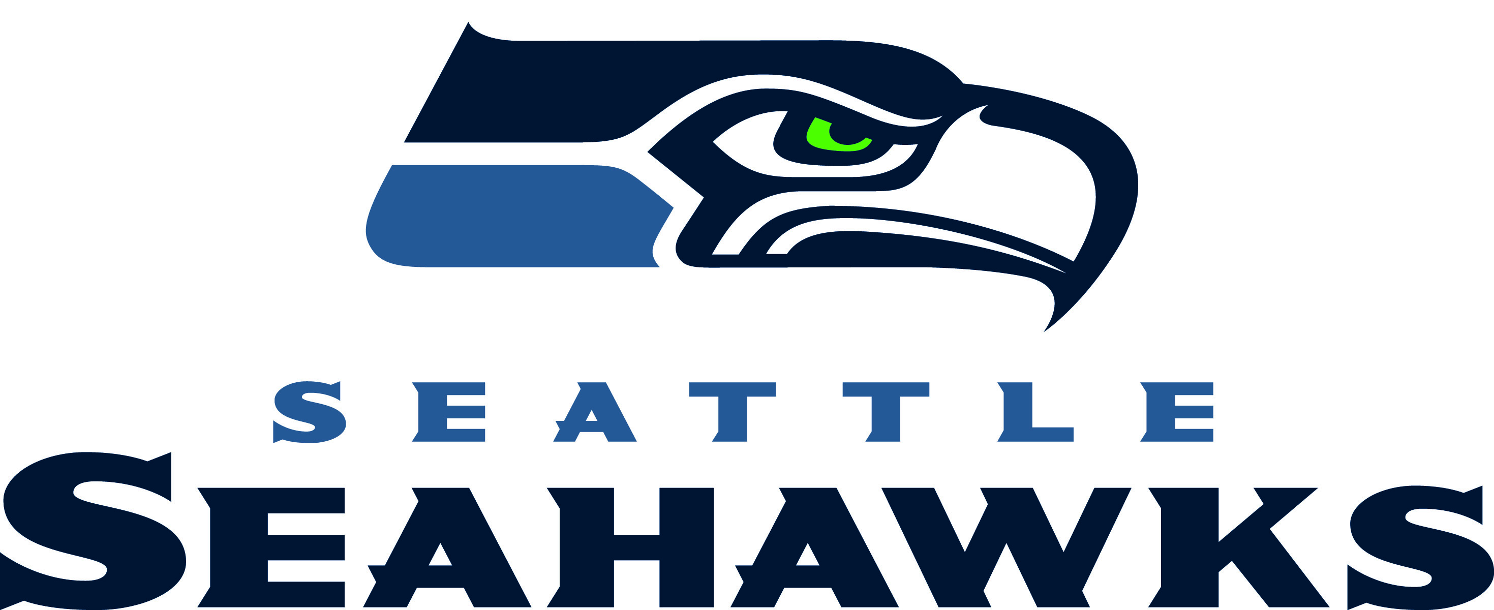 Seahawks Black And White Clipart