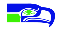 Seattle Seahawks Logo Black And White
