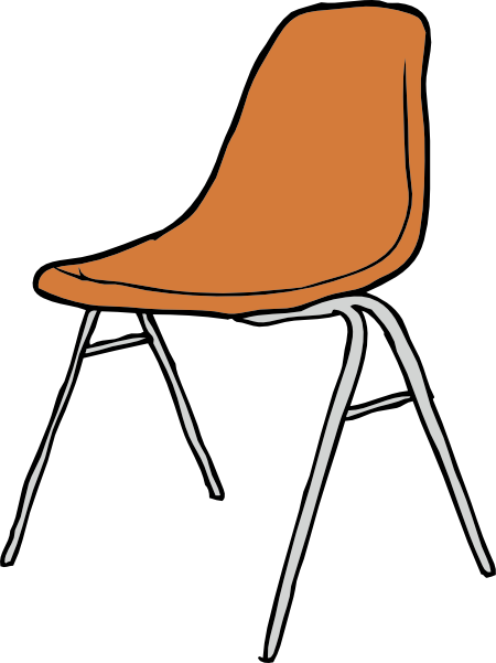 Classroom Chair Clipart   Clipart Panda   Free Clipart Images