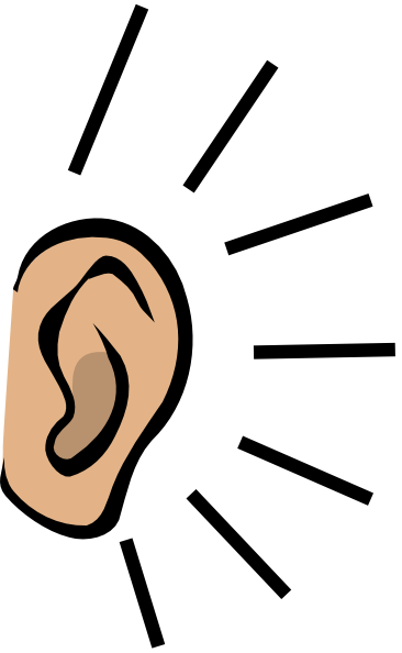 Listening Ears Clipart - Clipart Kid
