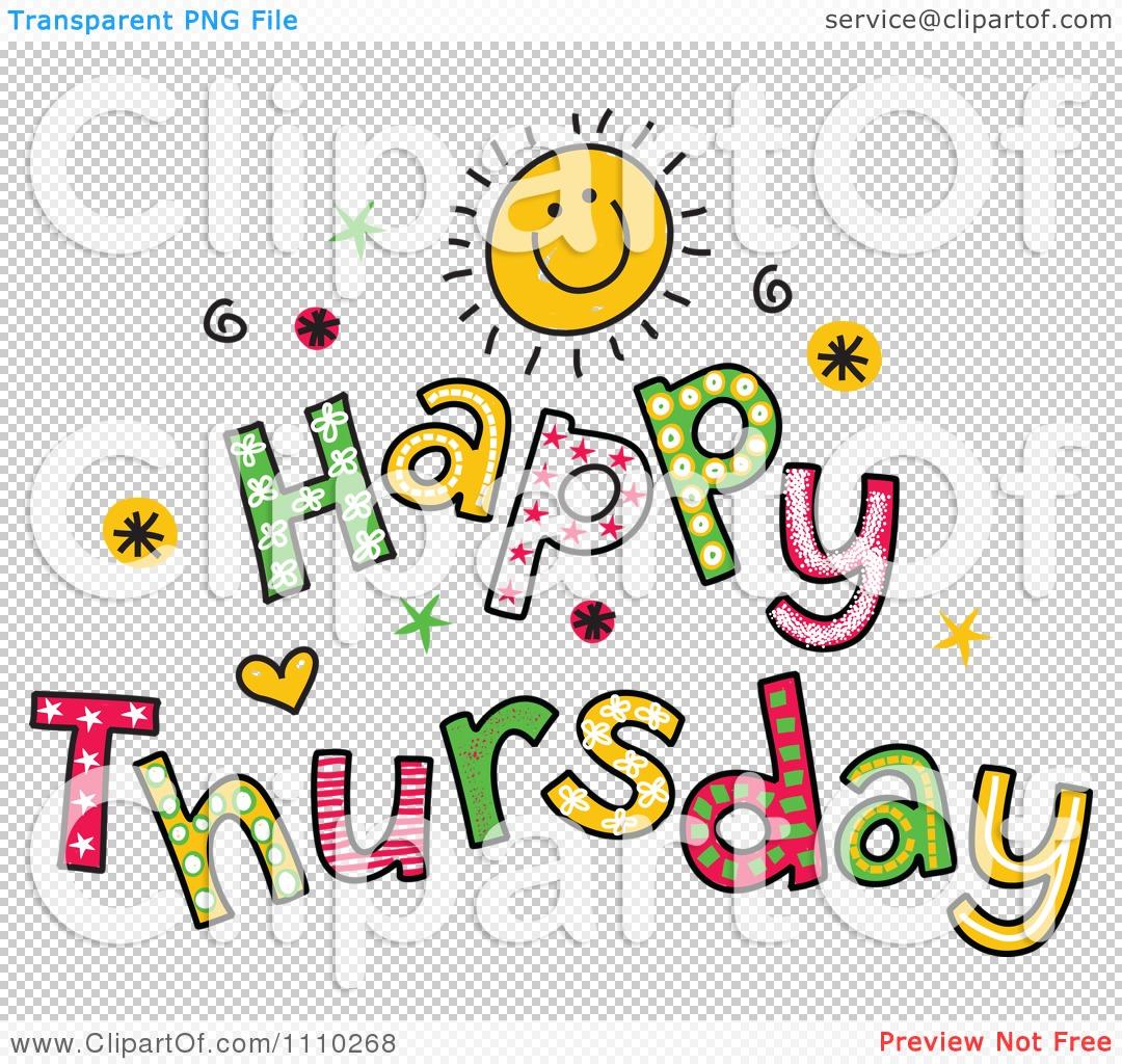 Funny Thursday Clipart - Clipart Kid