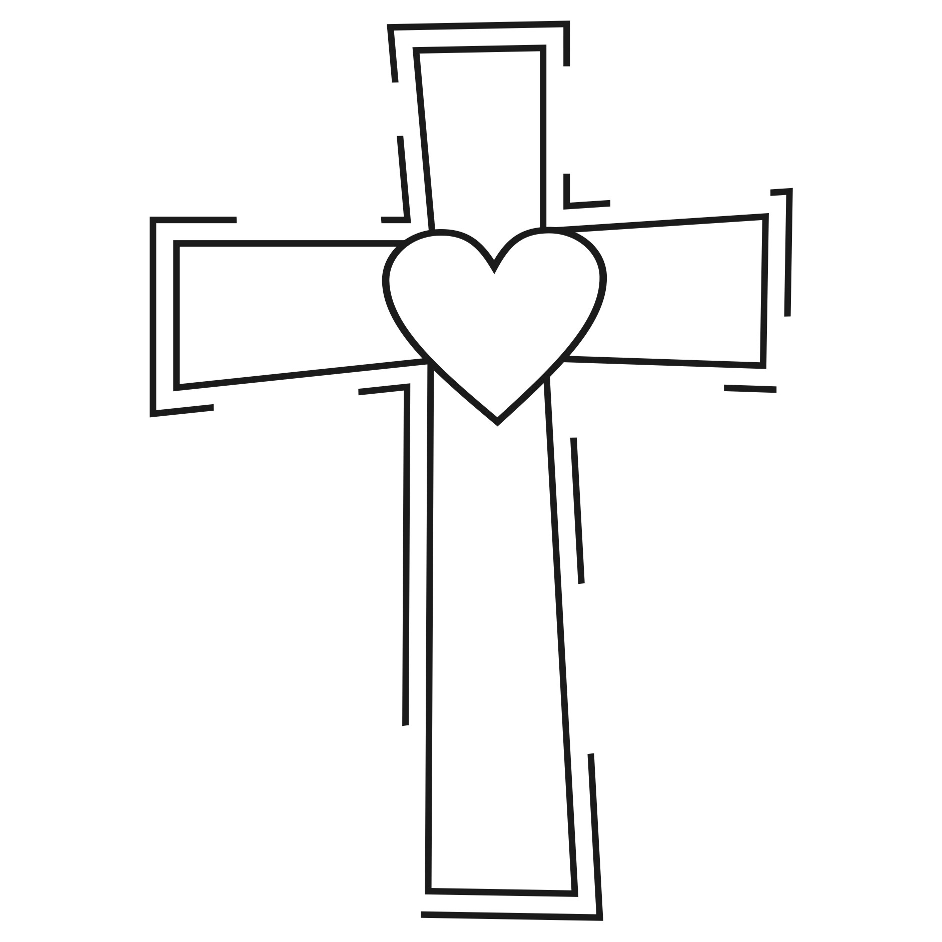 Clipart Pictures Of Jesus On The Cross