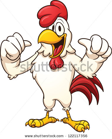 Cute Rooster Clipart - Clipart Kid