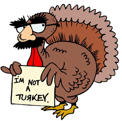 Free Turkey Clip Art From The Public Domain