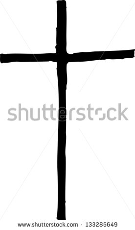 Go Back   Gallery For   Pretty Cross Clipart Black And White