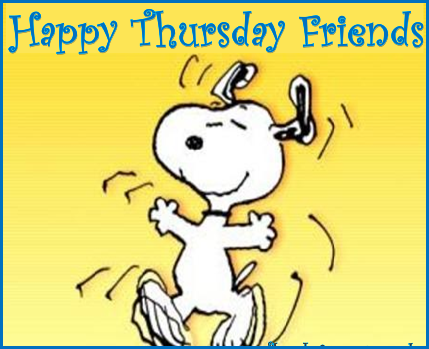 Happy Thursday Friends Pictures Photos And Images For Facebook